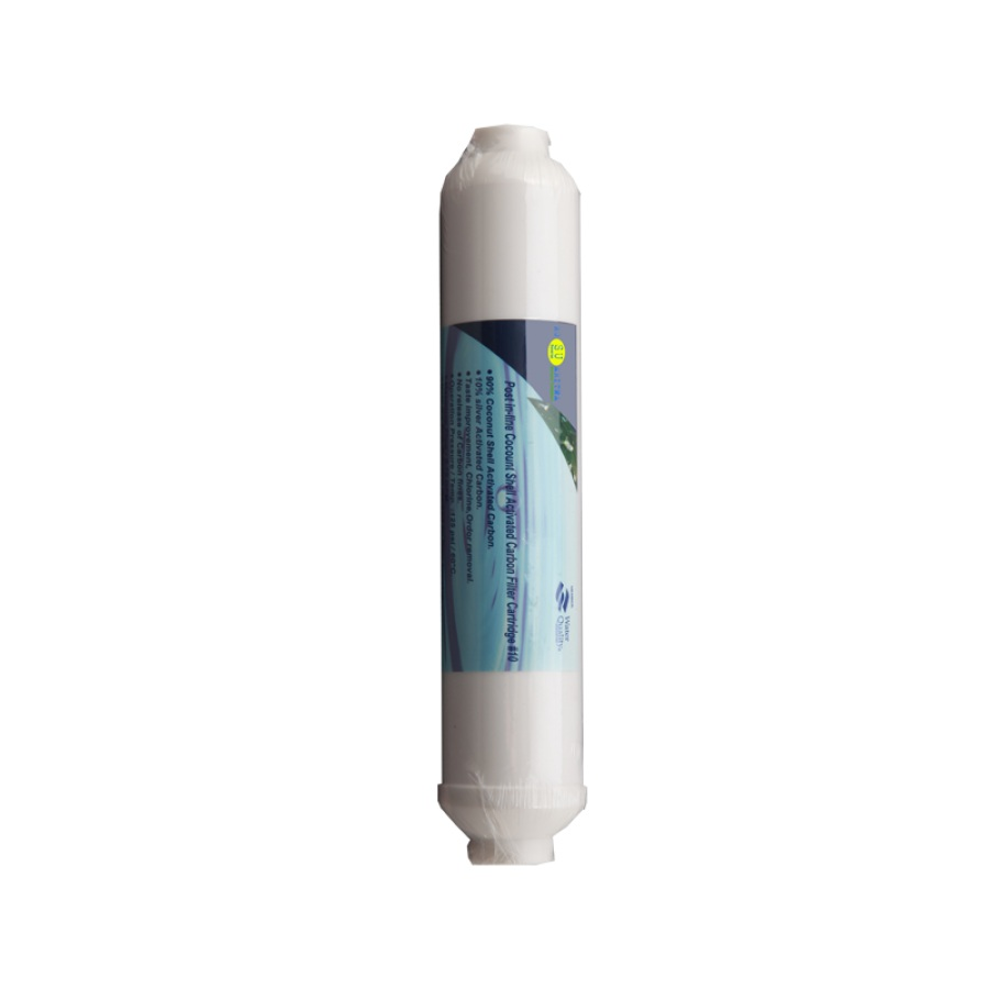Inline Post Tatlandırıcı Karbon Filtre T-28 T-33 Post